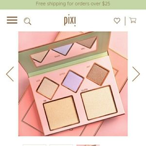 Brand New Pixi+Ranhh Loves Highlighting Pa…